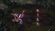 Romancing SaGa 3 - Screenshot